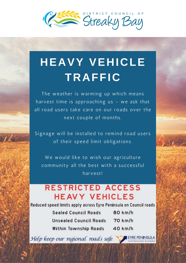 Heavy Vehicle Traffic