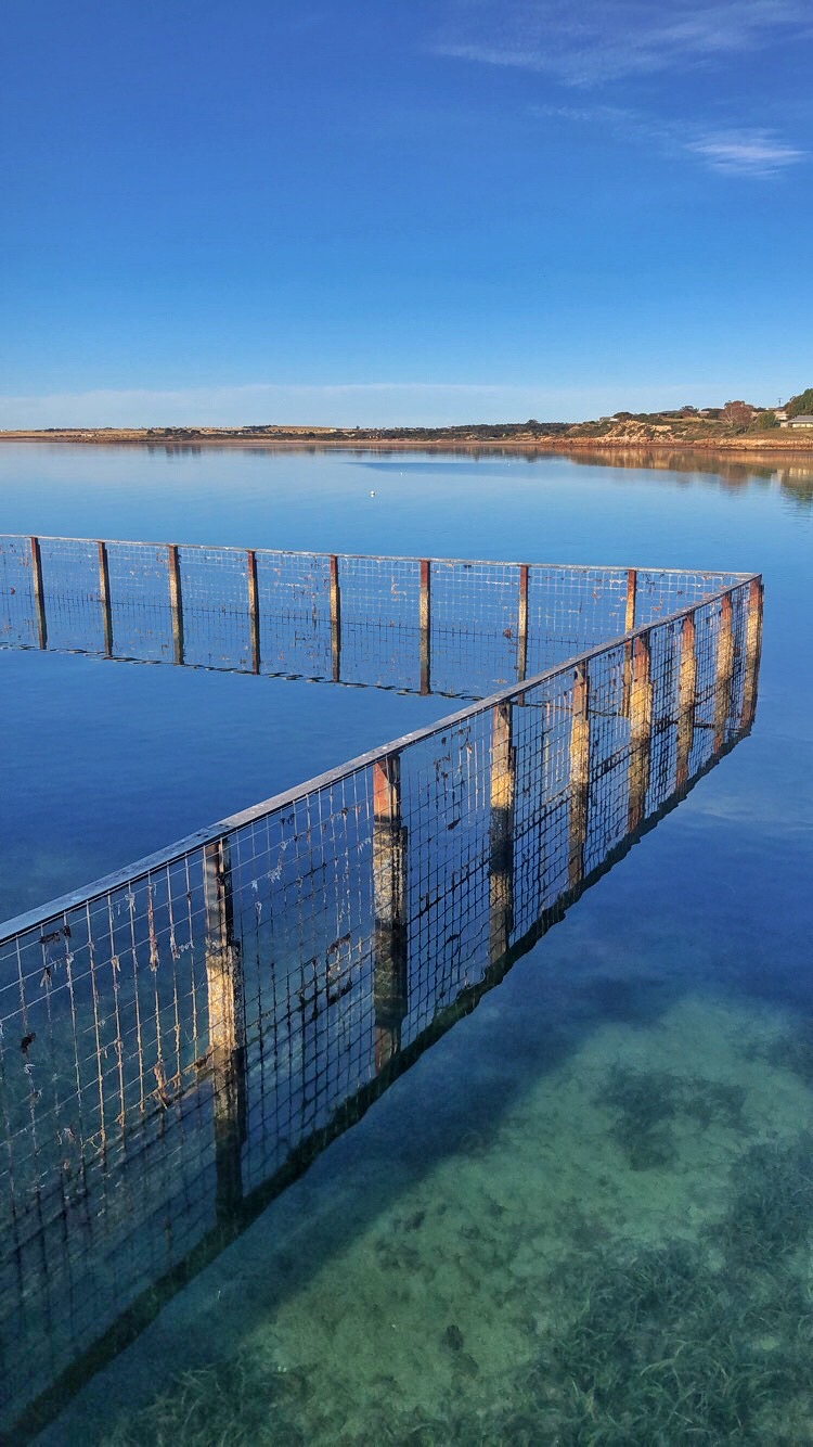 Streaky Bay Jetty Pool